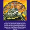 Höckerschildkröte blau
