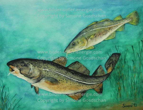 Krafttier Fisch