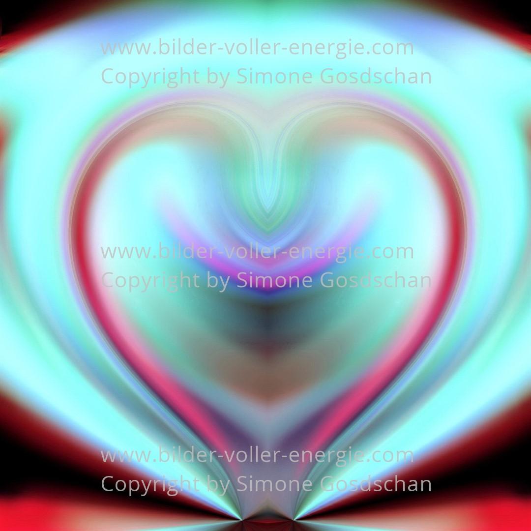 Herzschmerz In Transformation Bilder Voller Energie
