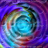 Unter der Oberfläche blau - E0509_046Q - eb0092